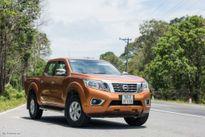 Lái thử Nissan NP300 Navara EL - một cầu, số tự động, êm ái như SUV; giá hợp lý