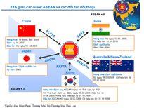 Thắt chặt quan hệ sản xuất giữa doanh nghiệp các nước ASEAN+6