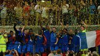 U19 Pháp vô địch giải U19 Châu Âu
