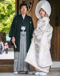 Tròn mắt trước vẻ đẹp của những bộ lễ phục cưới rộng khắp Á châu!
