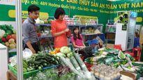 Hà Nội: Chợ nông sản an toàn họp hằng ngày từ 1-8