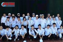 12 Toán 1 THPT Chuyên Hà Tĩnh - nơi hội tụ thủ khoa đại học