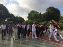 Du Thiên - Huy Cường tham dự chương trình kỉ niệm 69 năm ngày Thương binh - Liệt sỹ