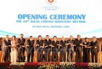 AMM-49: Biển Đông là 'phép thử' cho vai trò trung tâm của ASEAN