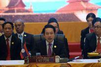 Hội nghị ngoại trưởng ASEAN lâm vào bế tắc về vấn đề Biển Đông