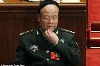 Tướng TQ bị phạt tù chung thân vì tham nhũng 250 tỉ