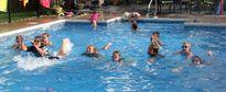 Bệnh từ bể bơi công cộng