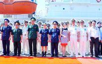 Tăng cường bảo vệ an ninh, an toàn, tìm kiếm cứu nạn trên biển