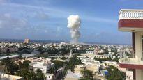 Đánh bom kép rung chuyển sân bay thủ đô Somalia