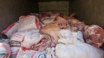 Hà Nội: Kiểm tra thông tin 'thủ phủ' thịt lợn chết tại Thạch Thất