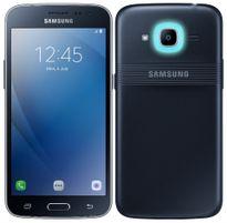 Galaxy J2 (2016) có thêm phiên bản Pro, RAM 2 GB, bộ nhớ 16 GB, giá ~150 USD nhưng chỉ bán ở Ấn Độ