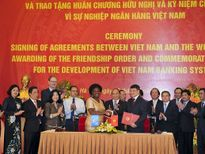 Việt Nam vay World Bank 371 triệu USD nhằm nâng cao năng lực cạnh tranh