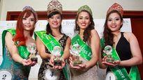 Nhiều người đẹp Việt dự thi HH Trái đất