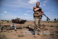 Ukraine bố trí hỏa lực mạnh dọc biên giới với Nga