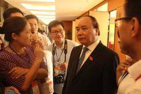 Ông Nguyễn Xuân Phúc được giới thiệu làm Thủ tướng nhiệm kỳ mới