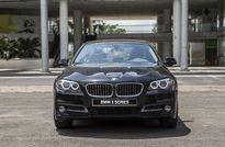 Euro Auto hỗ trợ cho khách hàng mua BMW Series 5