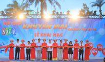 Quảng Trị: Khai mạc Hội chợ khuyến mãi năm 2016