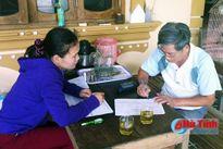Hà Tĩnh đẩy nhanh Tổng điều tra Nông thôn, nông nghiệp, thủy sản