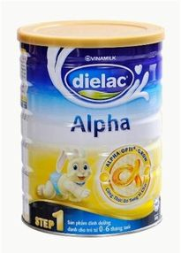 Bảng giá sữa bột Dielac mới nhất cập nhật tháng 7/2016