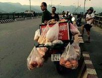 Hòa Bình: Bỏ lại xe bánh mỳ, người đàn ông trung tuổi nhảy sông Đà tự vẫn