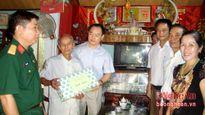 Các hoạt động tri ân nhân kỷ niệm 69 năm ngày thương binh liệt sỹ