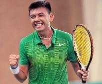 Lý Hoàng Nam tự tin sẽ vô địch Men's Futures, lọt Top 500 thế giới
