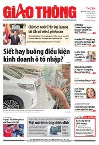Tin bài đặc sắc trên Báo Giao thông ngày 26/7/2016