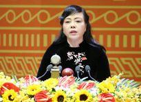 Bà Nguyễn Thị Kim Tiến tiếp tục được giới thiệu làm Bộ trưởng Bộ Y tế