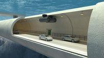 Na Uy chi 25 tỉ $ để xây dựng cầu dạng ống chìm dưới mặt biển để đi qua các vịnh fio
