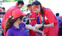 'Hành trình Đỏ' tiếp nhận được 18.783 đơn vị máu