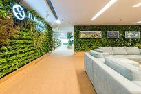 Văn phòng 3.000m2 cây xanh giữa lòng thủ đô