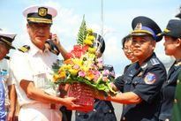 Đà Nẵng chào đón tàu lực lượng bảo vệ bờ biển Nhật Bản ghé thăm