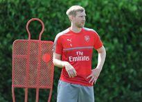 Arsenal đón tin xấu về lực lượng