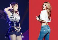 16 ngôi sao Hàn Quốc 'lột xác' hoàn toàn sau khi giảm được số cân 'khủng'
