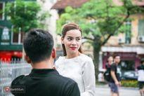 Không váy áo hàng hiệu, Hồ Ngọc Hà vẫn đẹp đến nao lòng với Áo dài trắng