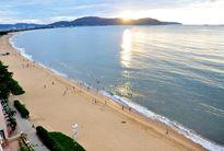 Thiên đường nghỉ dưỡng mùa hè ở eo biển miền Trung