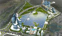 Khởi công dự án công viên, hồ điều hòa Cầu Giấy tại Hà Nội