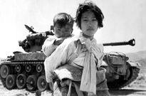Những hình ảnh đáng nhớ trong Chiến tranh Liên Triều