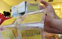 Giá vàng trong nước bất ngờ tăng vọt