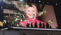 Bà Hillary Clinton đi vào lịch sử Mỹ