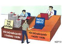 Quốc hội sẽ giám sát việc thực hiện chính sách, pháp luật về cải cách tổ chức bộ máy hành chính nhà nước giai đoạn 2011- 2016: Khắc phục được 'khoảng trống' về trách nhiệm!