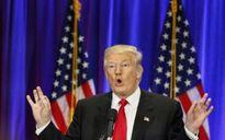 Xúi tin tặc Nga hack thư của bà Clinton, ông Trump gây bão lớn