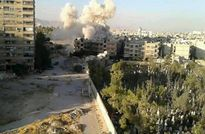 Quân đội Syria phá nổ tòa nhà, diệt đội bắn tỉa khủng bố ở Damascus