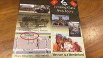 Đà Nẵng thu giữ nhiều tờ quảng cáo xuyên tạc
