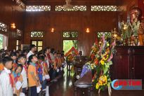 Biểu dương 586 trẻ em vượt khó học giỏi tỉnh Hà Tĩnh
