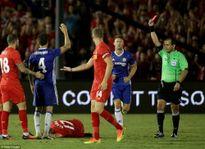 Thi đấu thiếu người, Chelsea vẫn xuất sắc quật ngã Liverpool