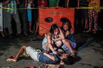 Hình ảnh kinh hoàng trong cuộc chiến chống ma túy 'ngoài luồng' ở Philippines