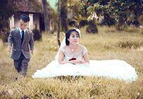 Cô gái lấy chồng lùn: 'Tình yêu của mình là cổ tích'