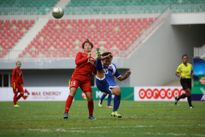 Thắng Philippines 4-0, tuyển nữ VN rộng cửa vào bán kết