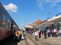 Đường sắt tiếp tục giảm giá vé tàu Tuy Hòa - Sài Gòn